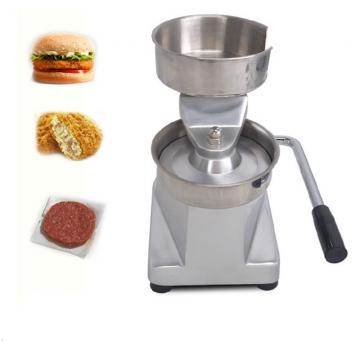 Hot Sales Hamburger Patty Maker Press Meat Pie Making Machine