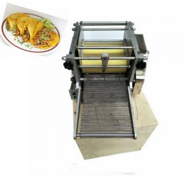 Corn Flour Tortilla Doritos Chips Extrusion Press Machine Food Equipment