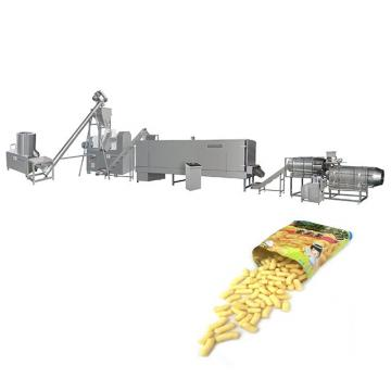 Fried Corn Puff Tortilla Chips Snack Food Making Equipment Machine for Sale