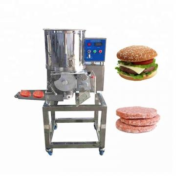 Industrial Automatic Bread Toast Baguette Hamburger Cake Making Machine Factory