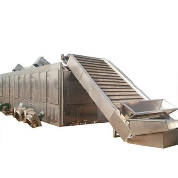 Continuous Seaweed Hemp Conveyor Belt Dryer
